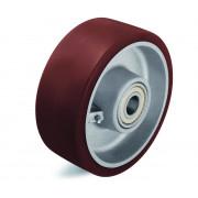 Большегрузное колесо GB-302/30K c полиуретановым контактным слоем Blickle Besthane, с основанием колеса из чугуна