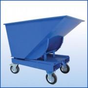 Контейнер перекидной для промышленных отходов ОКТ-1500