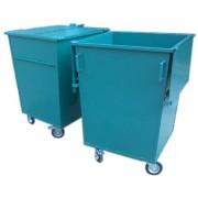 Контейнер-ящик для бытовых отходов КЯ-1