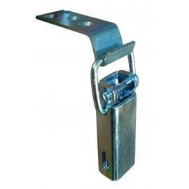 Затвор Ч-1 с согнутым крючком 90° (цинк)
