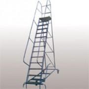 Лестница металлическая передвижная ДП-1