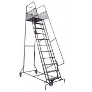 Лестница металлическая передвижная ДП-6