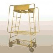 Лестница металлическая передвижная ВД-6
