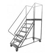 Лестница металлическая передвижная ВД-3