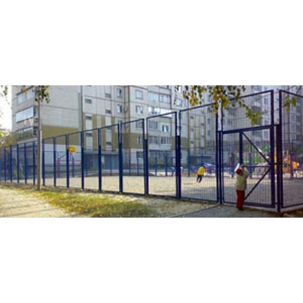 Ограждения для детских и спортивных площадок